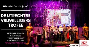 Utrechtse vrijwilligers trofee